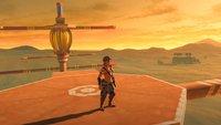 Zelda: Breath of the Wild – Mod fügt dem Spiel Skyward Swords Sandgaleone hinzu