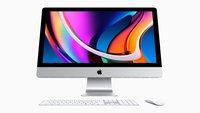 Apple stellt neue iMacs vor: Lohnt sich der letzte All-in-One-PC mit Intel-Chip?