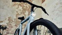 Gut durchdacht: Dieses E-Bike nimmt sich Apple zum Vorbild
