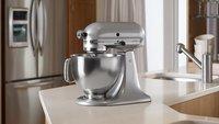 KitchenAid: Klassische Küchenmaschine deutlich im Preis reduziert