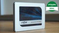 Top-SSD zum Prime Day: Schneller Speicher wird zum Schnäppchen