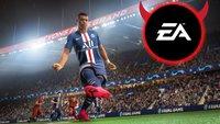 FIFA 21: EA schießt Eigentor mit Crossplay-Entscheidung