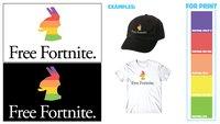 Free Fortnite: Epic Games lässt Fans Merchandise designen, um Apple zu ärgern