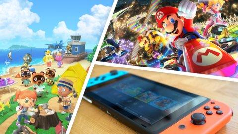 Nintendo Switch Die Besten Spiele Im Test 2021