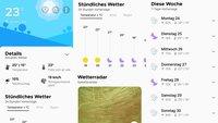 Overdrop – App für Android & iOS