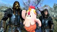 Skyrim: Fall Guys erobern jetzt auch die Rollenspielwelt