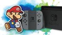 Gaming-Aktion bei Saturn: Paper Mario für die Nintendo Switch im Angebot