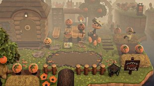 Animal Crossing - New Horizons: Schlummeranschriften - Die tollsten Inseln (Halloween-Update)