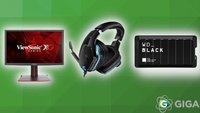 Monitore, Laptops und Festplatten im Angebot: Gaming-Week bei Amazon