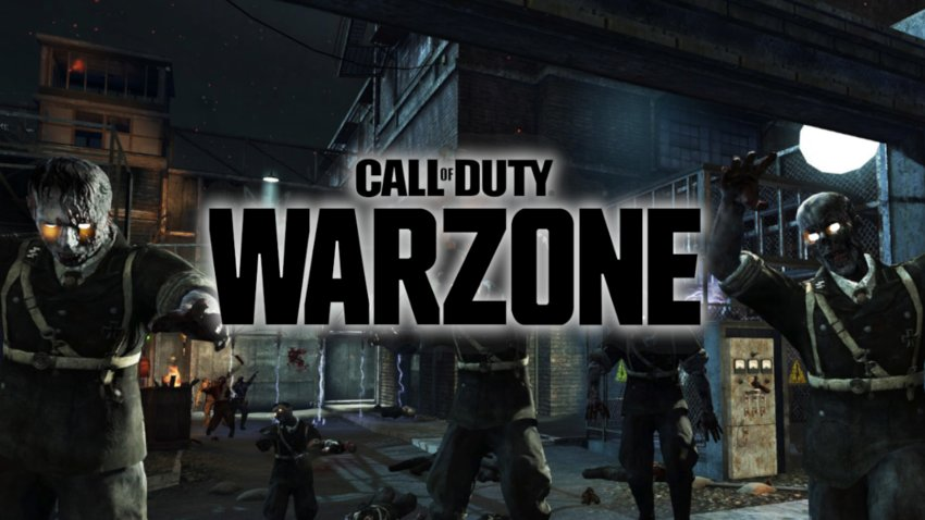 Call of Duty: Warzone – Bald mit Zombie-Modus?