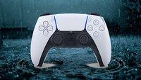 PS5-Controller lässt euch Regen fühlen, aber er kann noch mehr