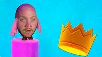 Fall Guys: Streamer kämpft 8 Tage um einem Sieg, 250.000 feiern die erste Krone