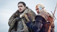 The Witcher 3 trifft auf Game of Thrones: Ist das Jon Snows Schwert?