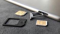 SIM-Karte wechseln – so geht's