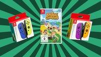 Joy-Cons und Top-Spiele für die Switch und PS4 jetzt günstig bei Saturn
