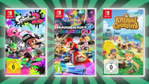"""""""Nintendo Switch""""-Deals bei Lidl: Top-Spiele nur noch für kurze Zeit reduziert"""