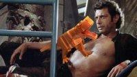 Minecraft: Jurassic World-DLC – T-Rex jagen, Jeff Goldblum-Skin, Park bauen