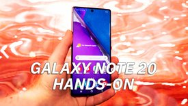 Samsung Galaxy Note 20 (Ultra) im Han...