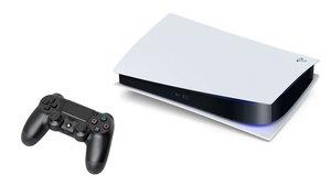 PS4-Controller für PS5 nutzen: Ist er kompatibel?