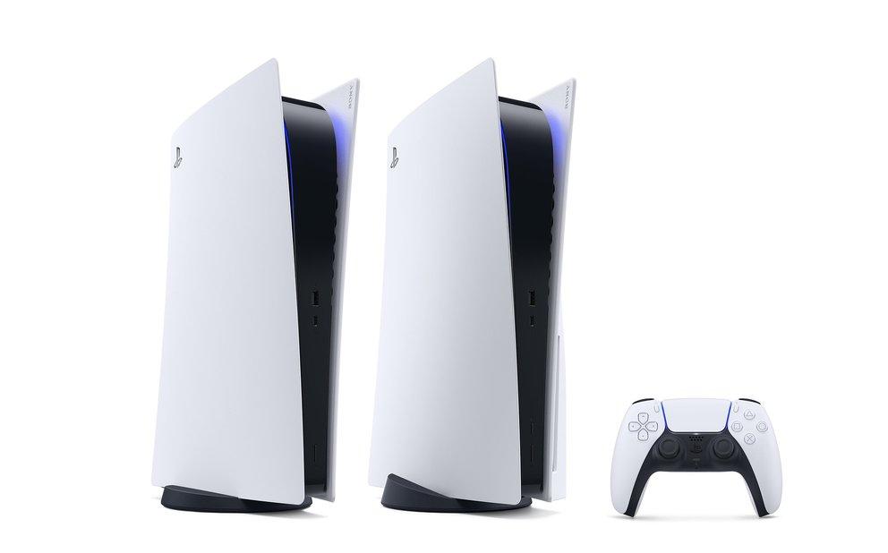 Die PS5 ist heute für kurze Zeit wieder vorbestellbar.