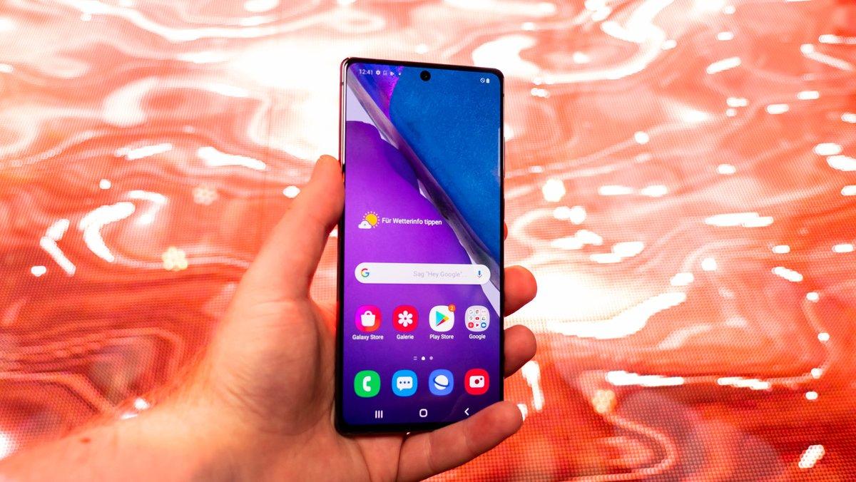 Samsung nimmt beliebte Smartphones aus dem Spiel