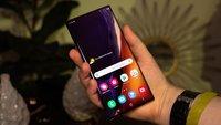 Samsung Galaxy Note 20 ausschalten oder neu starten – so geht's