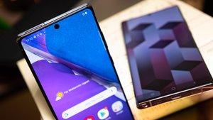 Samsung Galaxy Note 20 & Ultra im Video vorgestellt: Ohne Plus in die Zukunft