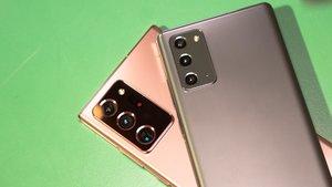 Samsung Galaxy Note 20 (Ultra): Das sagt die Stiftung Warentest
