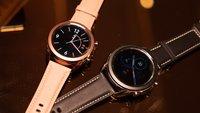 Samsung Galaxy Watch 3 im Preisverfall: Top-Smartwatch dank Bundle besonders günstig