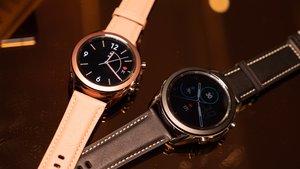 Galaxy Watch 3 abgehängt: Fitbit schafft, woran Samsungs Smartwatch scheitert