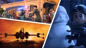 Die Sims 4 bekommt Star Wars-DLC – Die Saga geht mit LEGO und Squadrons weiter
