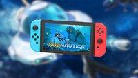 Es wird nass: Beliebtes Survival-Spiel erscheint für die Switch