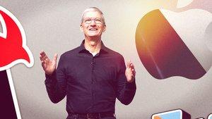 Tim Cook im Glück: Apple-Chef schafft, wovon andere nur träumen