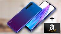 Mega-Schnapper: Schickes Xiaomi-Handy + 5 GB LTE + 25€ Amazon-Gutschein für 10,49€/Monat