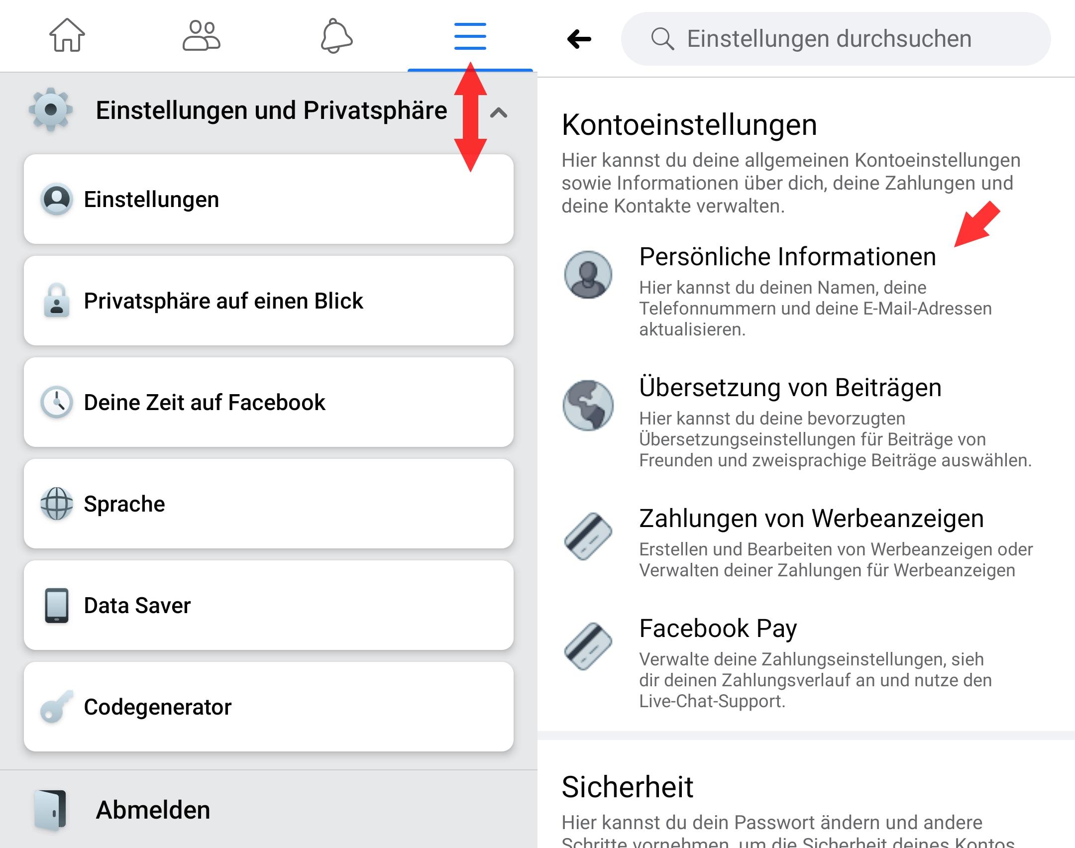 Facebook-Account deaktivieren: Auszeit vom sozialen Netzwerk