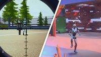 Fortnite: Bringe einen Stark-Roboter zum Tanzen