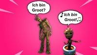 Fortnite: Groot-Herausforderungen und Baby-Groot finden