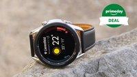Samsung Galaxy Watch 3 im Preisverfall: Premium-Smartwatch mit LTE am Prime Day stark reduziert