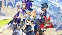 Genshin Impact: Kostenlose Zelda-Konkurrenz erscheint heute