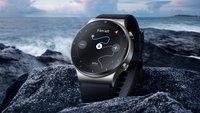 Huawei Watch GT 2 Pro vorgestellt: Mit dieser Smartwatch findet man immer zurück