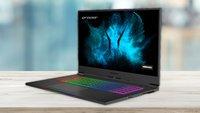 Diese Woche bei Aldi: Gaming-Laptop mit Top-Hardware – lohnt sich der Kauf?