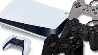 PS5-Abwärtskompatibilität: Sony klärt endlich die Frage zur PS3, PS2 & PS1