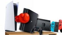 Die PS5 verdrängt alle anderen Konsolen von eurem Schrank