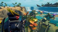Fortnite: Ringe bei Coral Castle - alle Fundorte