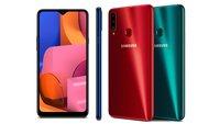 Ab heute bei Aldi: Samsung-Handy mit großem Akku zum Hammerpreis