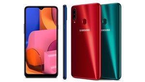 Nächste Woche bei Aldi: Samsung-Handy mit großem Akku zum Hammerpreis