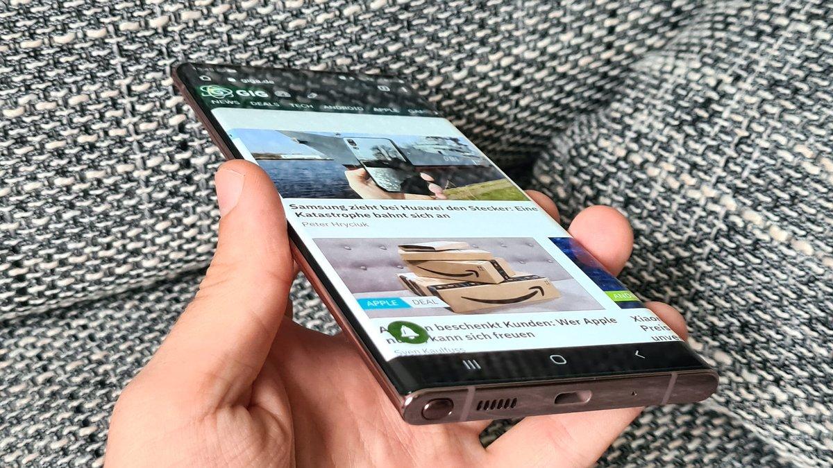 Samsung knickt ein: Legendäres Smartphone soll bald zurückkehren