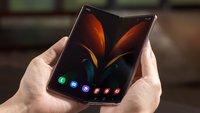 Samsung Galaxy Z Fold 2: Ein Falt-Handy, wie man es sich wünscht