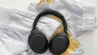 Sony WH-1000XM4 im Test: Das Leben ist ein Wunschkonzert