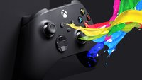 Xbox stellt brandneuen Controller vor – es wird farbenfroh